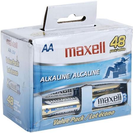 Maxell AA: Picture 1 regular