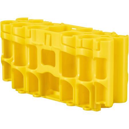 Yellow Powerpax Battery Caddy