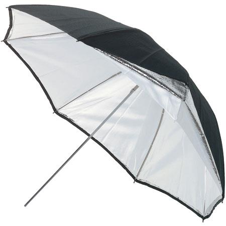 Bowens Silver/White Umbrella: Picture 1 regular