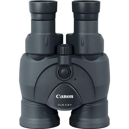 Canon 12x36 Is Iii Porro Prism Binocular 50 Degree Angle Of View
