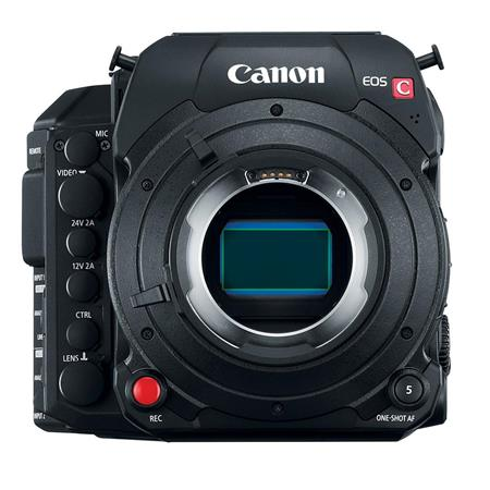 Canon EOS C700 FF Full-Frame Cinema Camcorder Body, PL Lens Mount