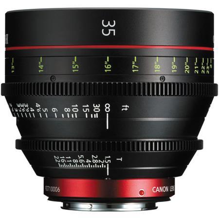 Canon CN Prime Lens: Picture 1 regular