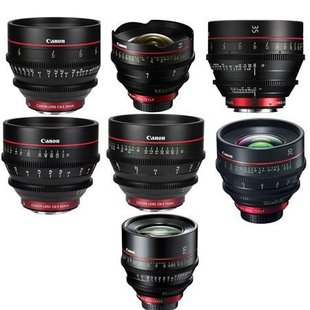 Canon Cinema Prime: Picture 1 regular