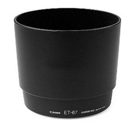 Gegenlichtblende Linse Hood ET-73 für Canon EF 100mm f//2.8L Macro IS USM