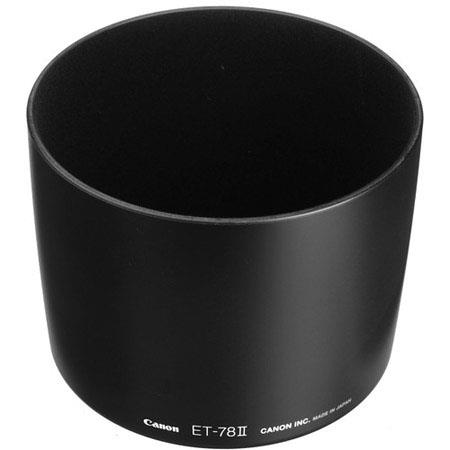 Pomya Camera Lens Hood for Canon,ET-78II Camera Mount Lens Hood for Canon EF 135mm F2L 180mm F3.5L USM Lens,Lens Hood