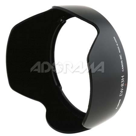 EW-83H Adorama ProOptic Dedicated Lens Hood for Canon EF 24-105mm f//4L is USM Zoom Lens