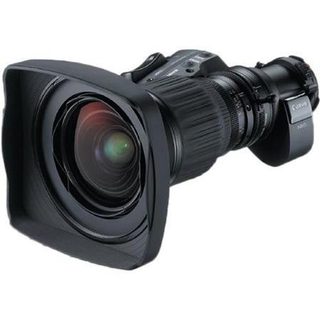 "canon hj14ex4.3b iase 14x 2/3"" wide angle portable hdtv"