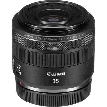 RF 35mm f/1.8 Macro IS STM Lens - U.S.A. Warranty