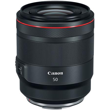 RF 50mm f/1.2 L USM Lens - U.S.A. Warranty