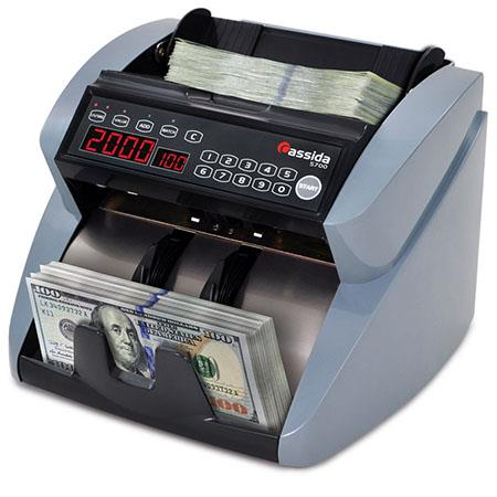 Cida 5700 Currency Counter With