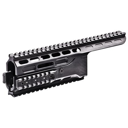 Command Arms Galil 4 Rail Aluminum Handguard Rail System with Long Top Rail