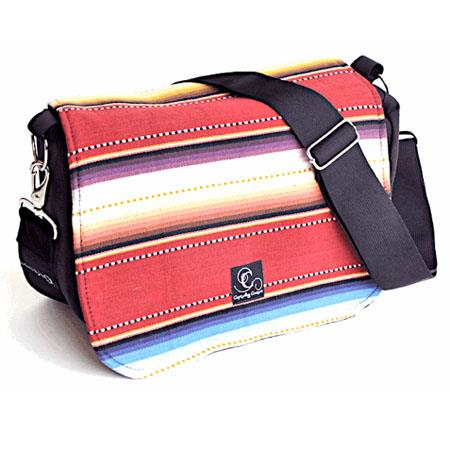 Capturing Couture Navajo Red Camera Bag: Picture 1 regular