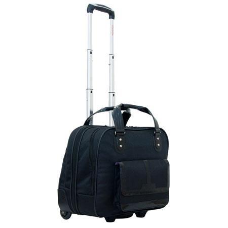 "codi 15.6"" ellipse women's rolling laptop bag c5800"