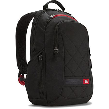 Case Logic Dlbp 114 14 Inch Laptop Backpack Color Black Dlbp114 Black