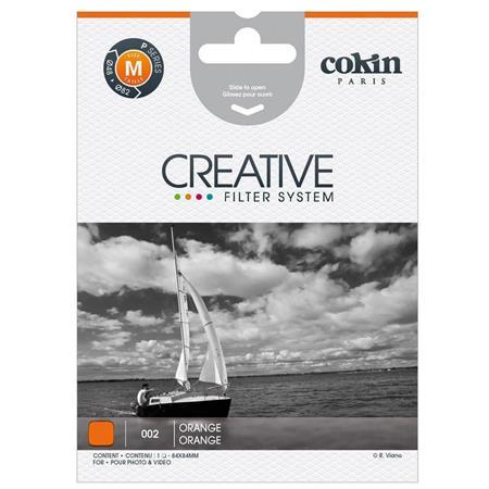 Cokin P Orange Filter: Picture 1 regular