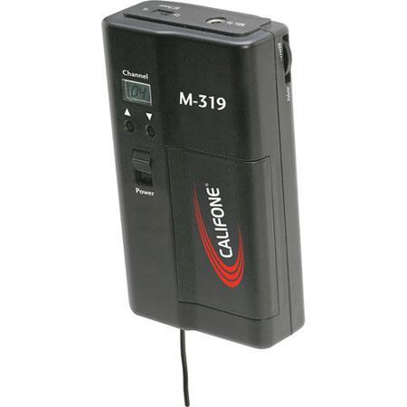 Califone Belt Pack Transmitter: Picture 1 regular