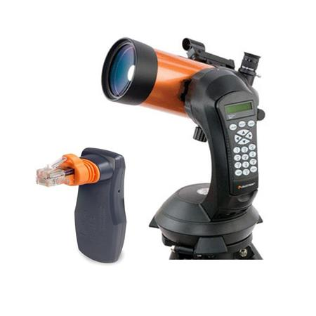 Celestron NexStar 4 SE Maksutov-Cassegrain Computerized Telescope WiFi Kit  - with Skyportal Wifi Module