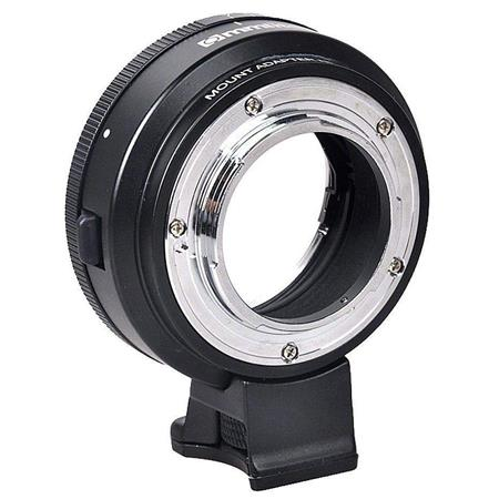 Commlite cm-FT-MFT Electronic Auto Focus Len Mount Adapter Ring for Olympus M4//3