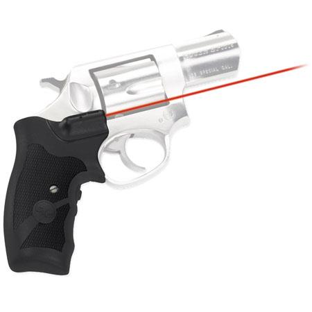 Crimson Trace Red Laser Sight for Ruger SP101 Revolvers, Grip Mounted