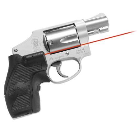 Crimson Trace Lasergrip Red Laser F S Amp W J Frame Round Butt