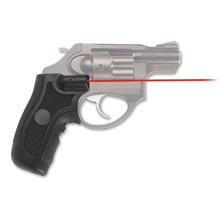 Crimson Trace Lasergrip Red Laser Sight for Ruger LCR/LCRX Revolvers