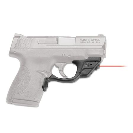 Crimson Trace LaserGuard Red Laser Sight for Smith & Wesson M&P Shield  Pistol