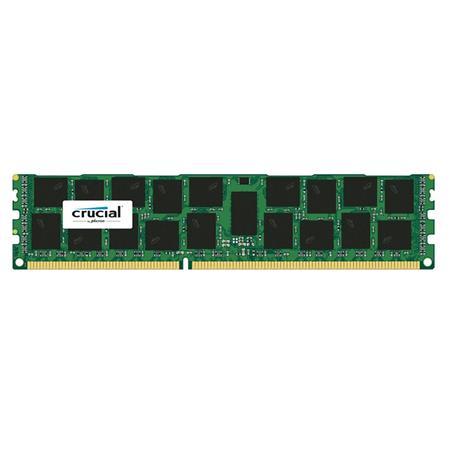 New Micron 32GB 2X16GB PC3L-12800R DDR3-1600 1.35V ECC REG Server Memory Module