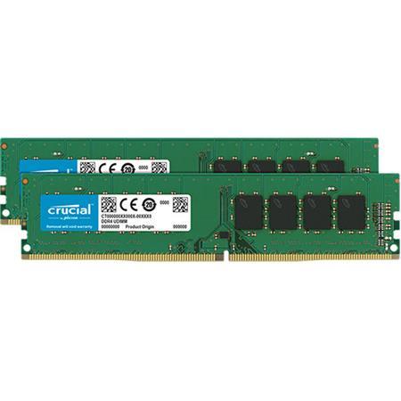 Crucial 16GB DDR3L SDRAM Memory Module 2 x 8 GB