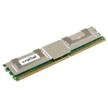 Crucial 4GB 240-Pin DDR2 FB-DIMM ECC Fully Buffered DDR2 800