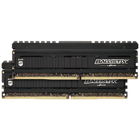 Ballistix Elite 32GB Kit (4x8GB) DDR4 3600 MT/s CL16 SR x8 Unbuffered  288pin-DIMM High performance memory