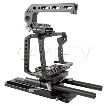 Build Your Own Cage Kit Suitable For Bmpcc 4k And 6k Cameras
