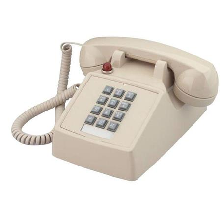 Cortelco 250044vba57md Desk Corded Telephone With Message