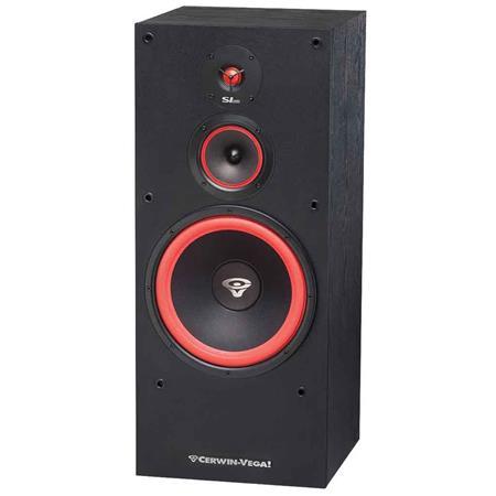 Cerwin vega e 715 15 inch 3 way floorstanding speaker for 15 inch floor speakers