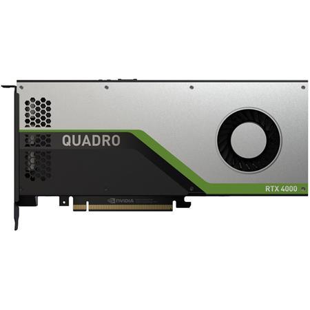 Cubix Pny Nvidia Quadro Rtx 4000 Pci Express 3 0 X16 Graphics Card 8gb Gddr6 Cub Quadrtx4000