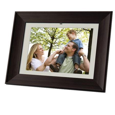 Coby Dp712 1gb 7 Widescreen Digital Photo Frame With Multimedia