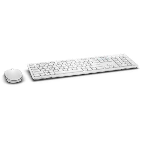 9d328f5e70c Dell KM636 Wireless Keyboard and Mouse, White 1T0V1 - Adorama