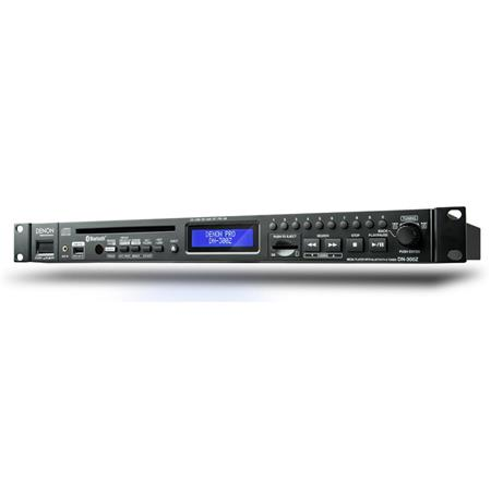 Denon Pro Pro DN-300Z CD/Media Player with Bluetooth Receiver and AM/FM  Tuner