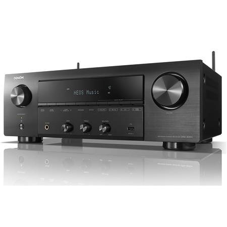 Denon DRA-800H 2-Channel Stereo Network A/V Receiver, 100W Per Channel at 8  Ohms