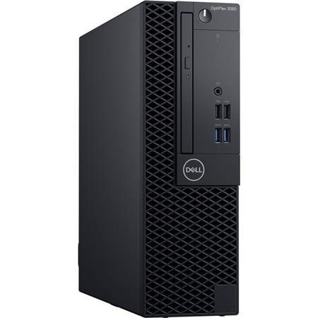 Dell OptiPlex 3060 Small Form Factor Desktop Computer, Intel Core i5-8500  3 0GHz, 8GB RAM, 256GB SSD, Windows 10 Pro