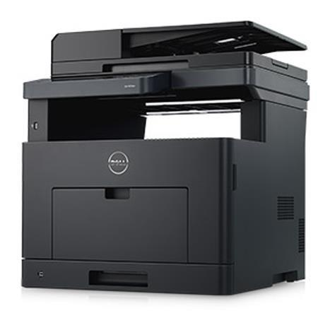 Dell H815dw Mono Cloud Multifunction Laser Printer, 40ppm/24ppm  Simplex/Duplex, 600x600dpi, 250 Sheet Standard Tray - Print, Copy, Scan and  Fax