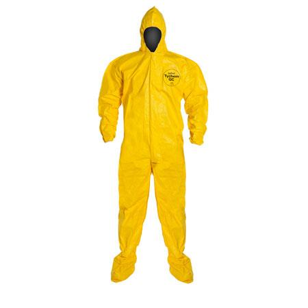 DuPont Tychem Polycoat Coverall: Picture 1 regular