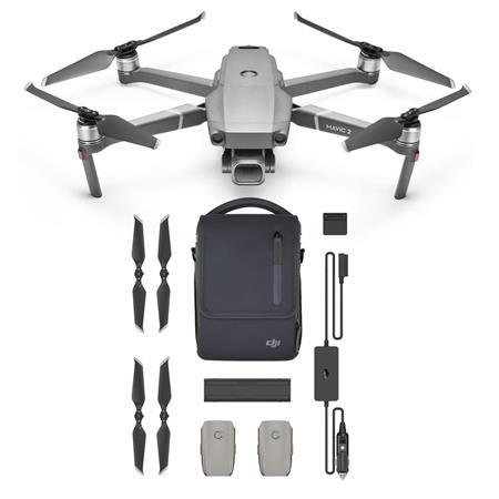 07a16a0b3cb DJI Mavic 2 Pro Drone with Mavic 2 Fly More Kit CP.MA.00000019.01 A