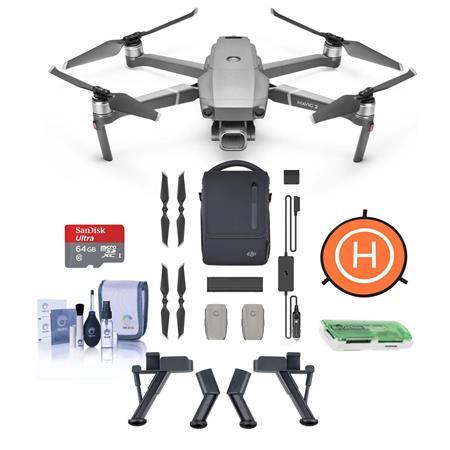 DJI Mavic 2 Pro Drone with Premium Accessory Kit