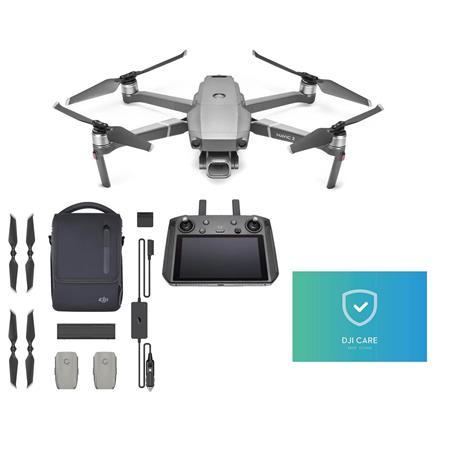 59ad419d425 DJI Mavic 2 Pro Drone with Smart Controller W/DJI 2 Fly More Kit ...