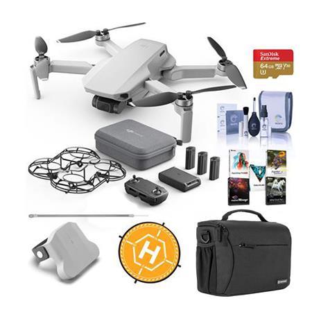 Dji Mavic Mini Fly More Combo With Accessory Bundle Cp Ma 00000123 01 H