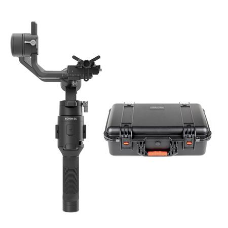 DJI Ronin-SC Gimbal Stabilizer - With PGYTECH Safety Carrying Case