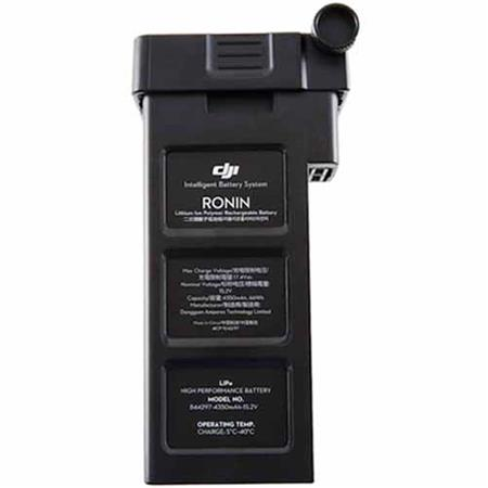 DJI Spare Lithium Polymer Battery for Ronin Gimbal, 4350mAh, Part 50