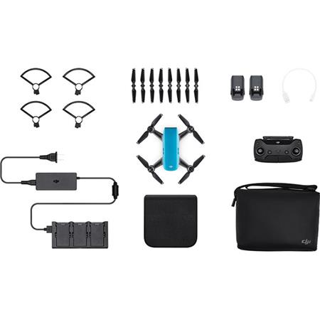 DJI Spark Mini Drone Fly More Combo (5 colors) + $180 Kohls Cash