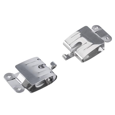 Stainless Steel Film Clips ~ 2-Pack