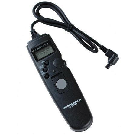 DLC Studio 5-in-1 Intervalometer Remote Control for Canon